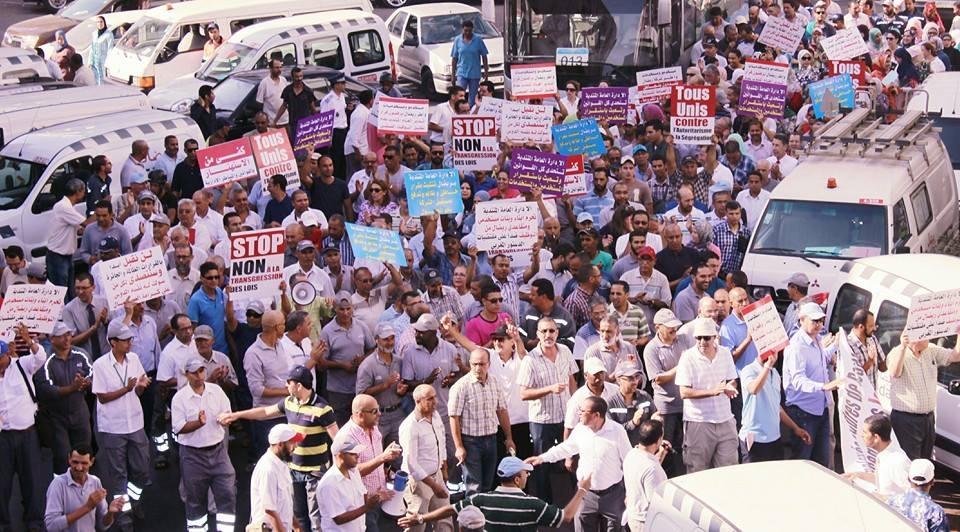 Photo of نقابة ريضال نظمت صباح يوم الاثنين 27 يوليوز الجاري وقفة احتجاجية قوية، وتعد بأخرى مستقبلا