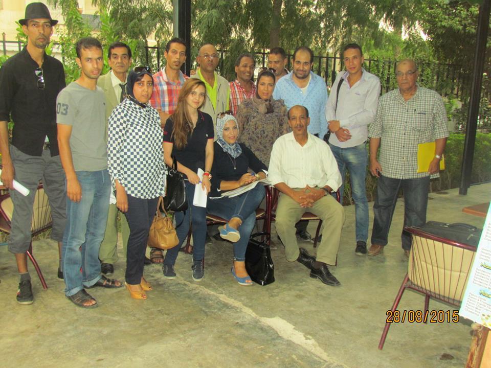 Photo of أسماء قبة على رأس الفرع الإقليمي للنقابة المستقلة للصحافيين المغاربة بفاس