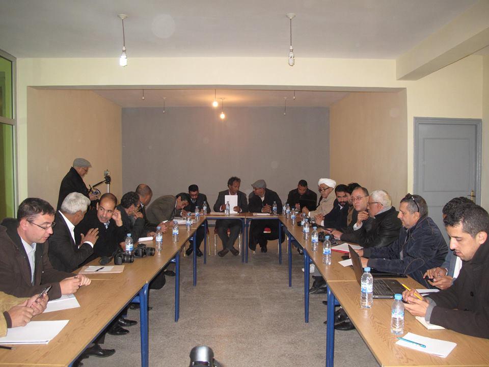 Photo of بلاغ حول ندوة فكرية من تنظيم الأمانة الجهوية للنقابة المستقلة للصحافيين المغاربة بجهة فاس مكناس