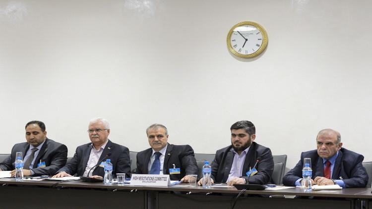 Photo of المعارضة السورية لا ترى جدوى من العودة إلى جنيف