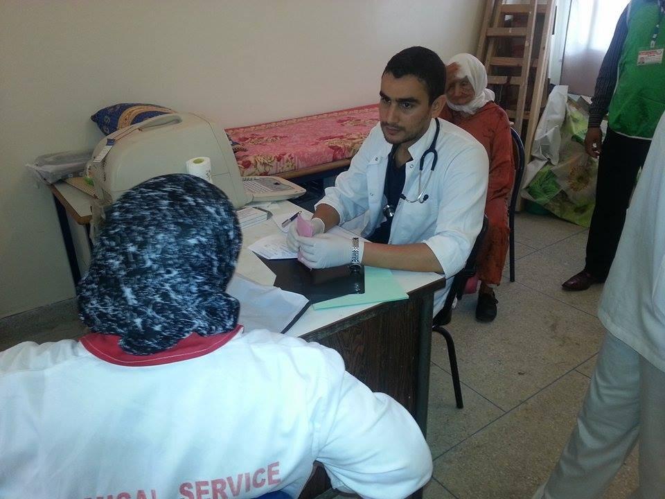 Photo of جمعية أجيال للتنمية العرفان تنظم قافلة طبية