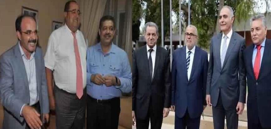 Photo of أحزاب الأغلبية والمعارضة والتراشق المسرحي المخدوم ..!