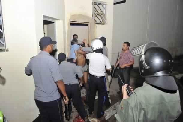 Photo of بلاغ المندوبية العامة للسجون وإعادة الإدماج حول أحداث الشغب بمركز الإصلاح والتهذيب عين السبع