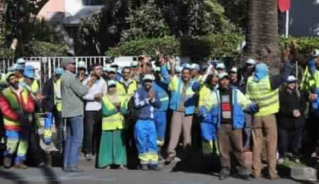Photo of عمال من شركة سيطا بوغاز يتعرضون للطرد