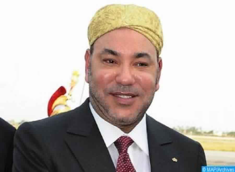 Photo of تهنئة مرفوعة إلى جلالة الملك محمد السادس بمناسبة الذكرى 63 لثورة الملك والشعب والذكرى 53 لميلاده السعيد