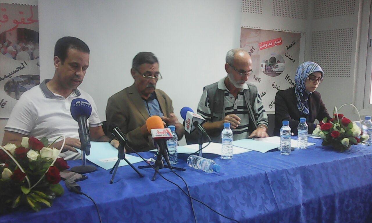 Photo of شقروني: الحكم بالبراءة على مهندس وزارة التربية الوطنية يشجع على انتشار الفساد ..!+ فيديو