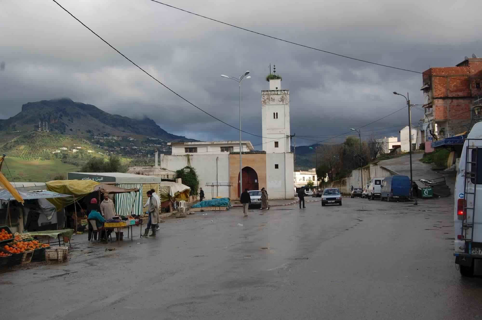 Photo of تاونات : جماعة غفساي تعيش الحداد