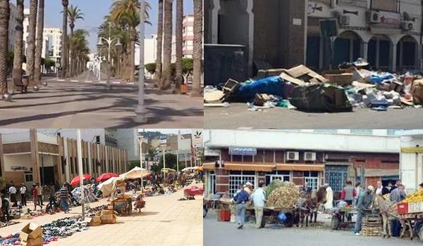 Photo of مدينة الناظور تحتضر ببطء في غفلة من المسؤولين