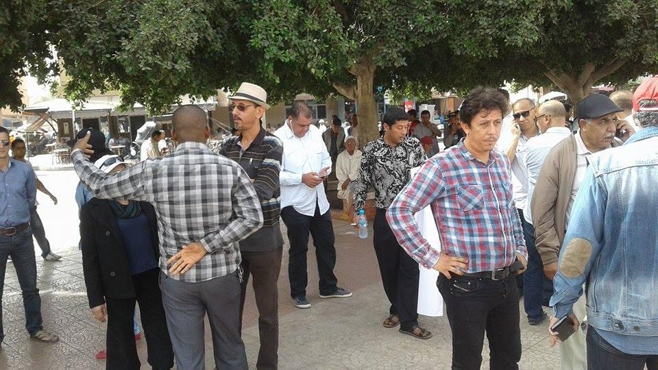 Photo of سلطات تارودانت تمنع وقفة احتجاجية