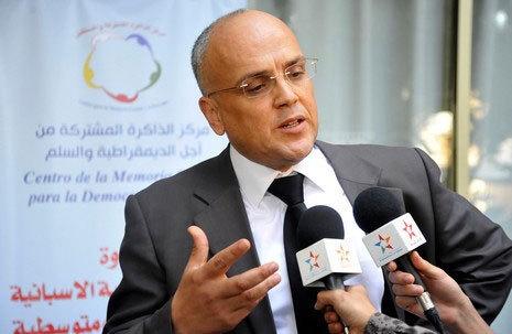 "Photo of الناشط السياسي الريفي عبد السلام بوطيب يدعو إلى حكومة ""مصلحة الوطن"""