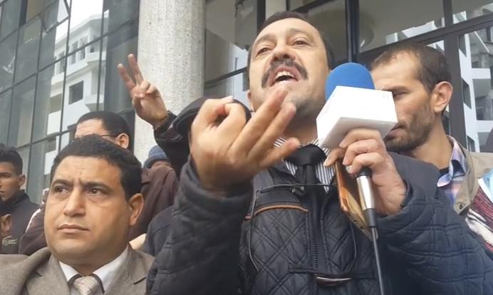 """Photo of حاجي يرفع الصفر في وجه الأحزاب ويقول:""""الهيني عنوان مرحلة أراد من أراد وكره من كره"""" + فيديو"""