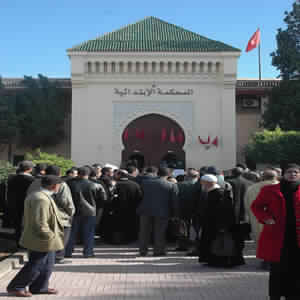 "Photo of الصحفي ""ممدوح بندريويش"" يمثل أمام القضاء"