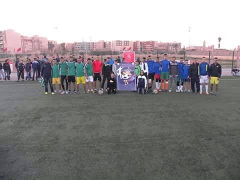Photo of نهاية دوري بابراهيم المنظم من طرف جمعية الشباب الحر للتربية و التنمية