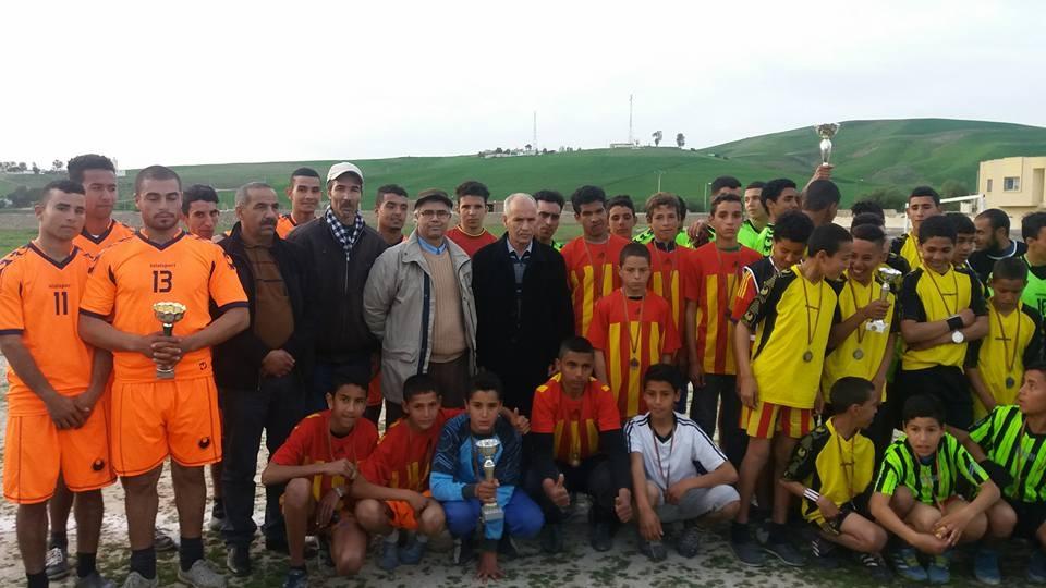 Photo of جمعية  الاتحاد الرياضي بواد الجمعة دائرة تيسة تصنع الحدث