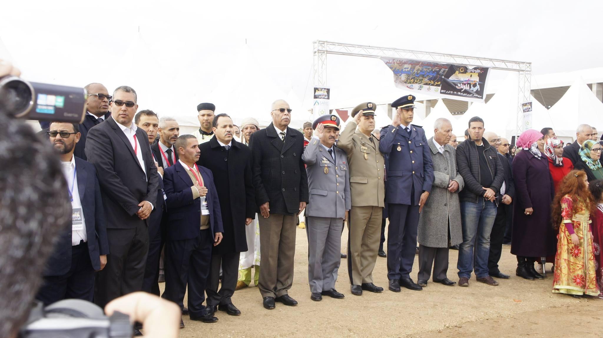 Photo of افتتاح مهرجان  حاضرة المحيط للتراث