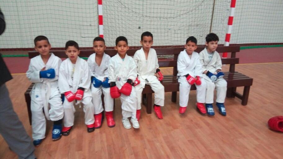 Photo of عصبة الساقية الحمراء و واد الذهب للكراطي تنظم البطولة الجهوية
