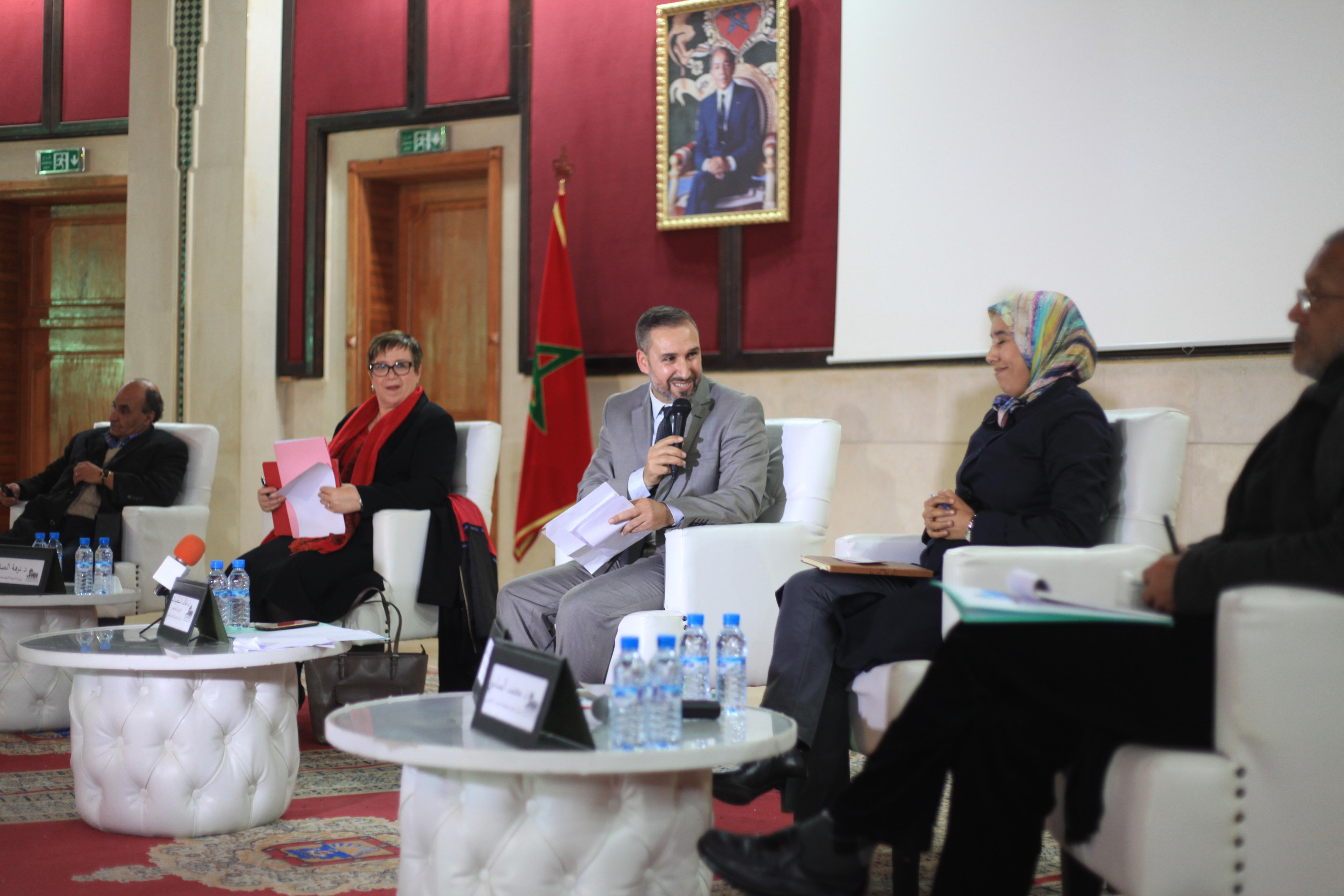 """Photo of المنتدى الاجتماعي لمدينة طنجة يناقش """"السياسات العمومية و انتظارات الفاعلين"""""""
