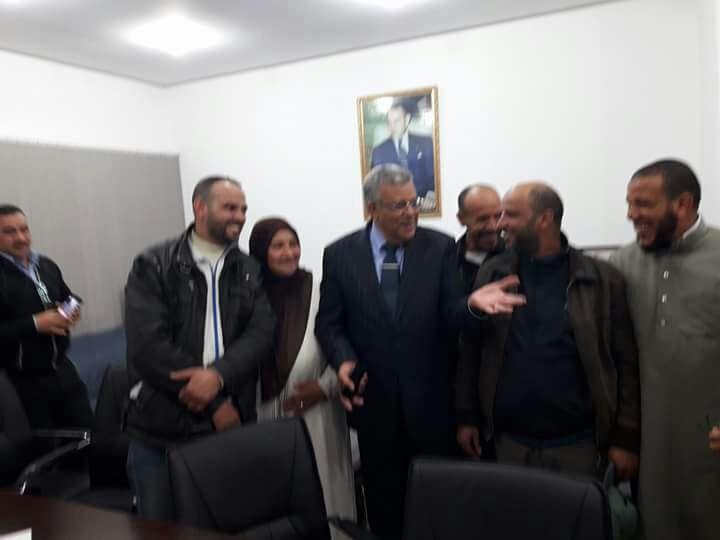 Photo of سكان دوار مولاي عزوز والوعود الجديدة ..!