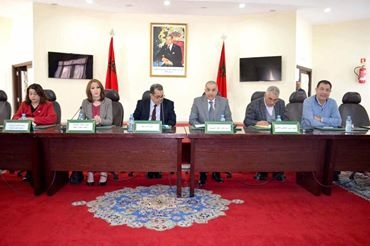 Photo of النائبة البرلمانية  رفيعة المنصوري تسائل الوزير المنتدب في الداخلية