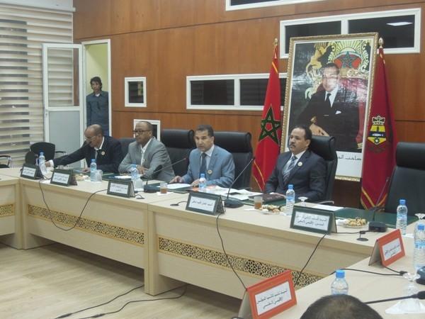 Photo of المجلس الإقليمي لأسفي يعقد دورته الاستثنائية لشهر مارس 2017