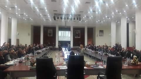 Photo of مجلس جهة بني ملال خنيفرة يلجأ لأسلوب (باك صاحبي) في منح الدعم  للفرق الرياصية