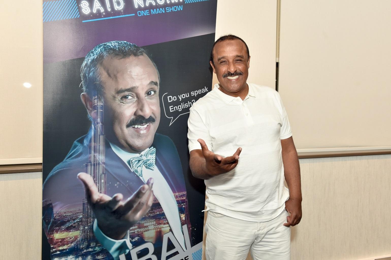 Photo of   الفنان المغربي سعيد الناصري ينظم عرضاً في دبي