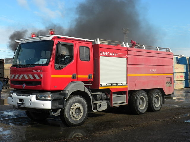 Photo of القيادة الإقليمية للوقاية المدنية بخنيفرة تزود مركز تيغسالين بشاحنة للإطفاء