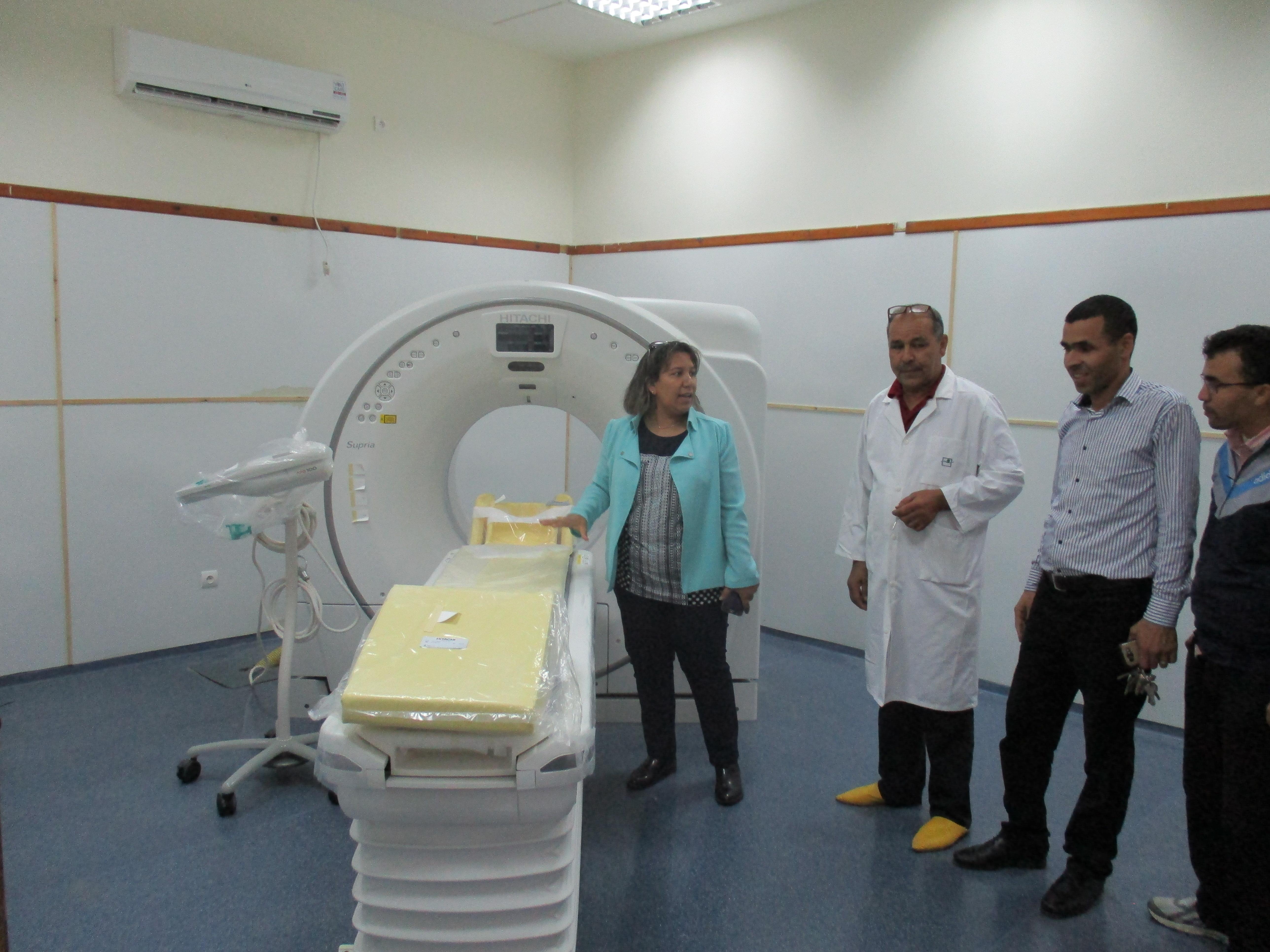 Photo of تأهيل بعض مصالح المستشفى الإقليمي لتاونات