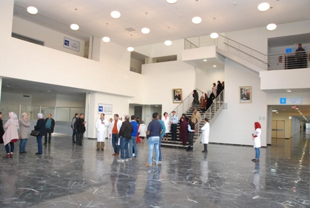 Photo of النقابة المستقلة لأطباء القطاع العام بخنيفرة تحتج