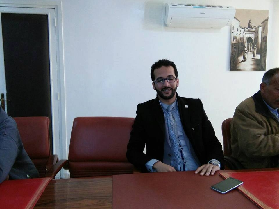 Photo of أصغر رئيس جماعة بالمغرب يقدم استقالته من رئاسة جماعة خميس نكَا
