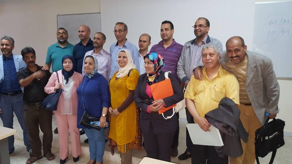 Photo of الجمع العام التأسيسي للاتحاد المغربي للتقنيين UMTEC