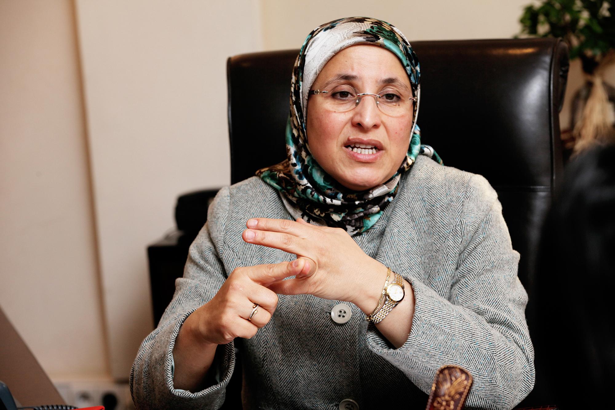 Photo of رسالة من المركز المغربي لحقوق الإنسان إلى الوزيرة المكلفة بالأسرة و التضامن و المساواة و التنمية الاجتماعية