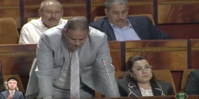 Photo of سيدي البرلماني إذا كان هذا هو سقف مداخلاتك فالنوم أفضل