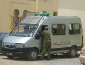 Photo of عنصر من القوات المساعدة بطنجة يعتدي على الناشط الحقوقي والإعلامي محمد الرضاوي