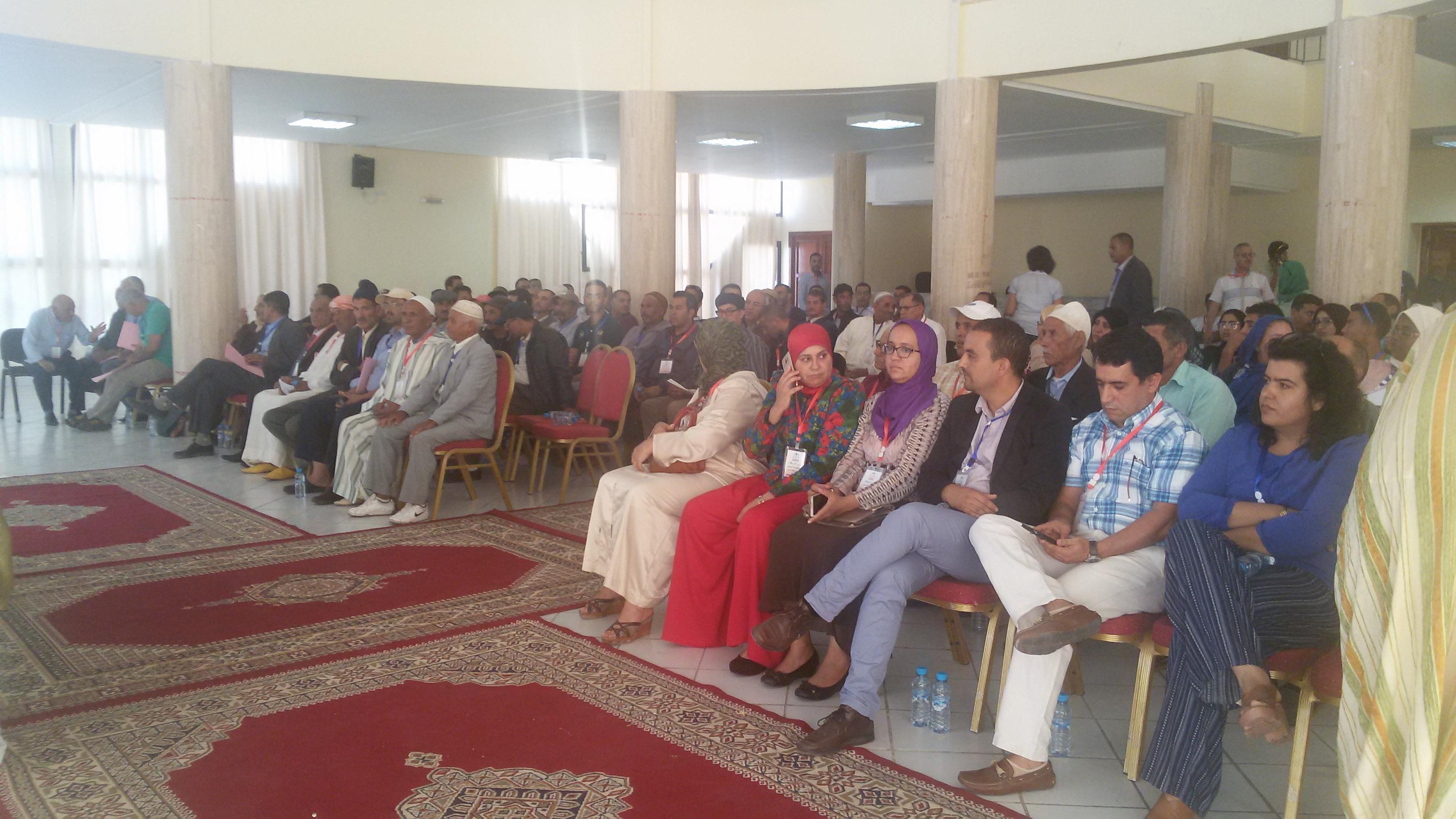 Photo of انتهاء المؤتمر الإقليمي لحزب الاستقلال بأسفي بانتخاب أعضاء المجلس الوطني