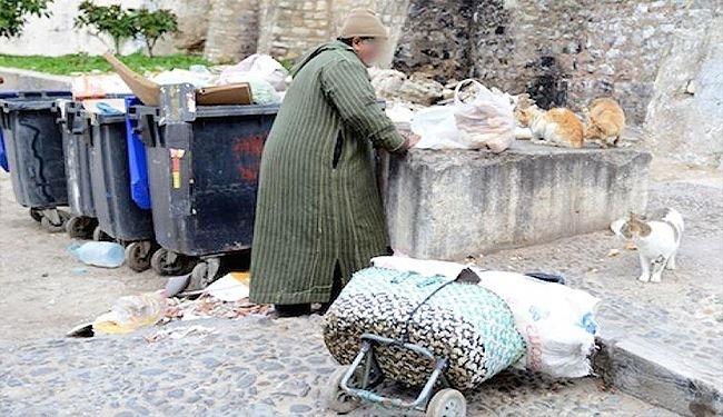 Photo of فقراء المغرب في اليوم العالمي للقضاء على الفقر