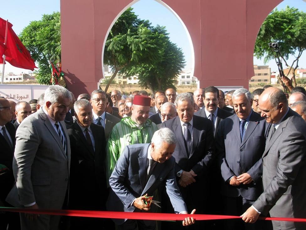 Photo of افتتاح المعرض الوطني للخشب بمكناس في دورته الثانية