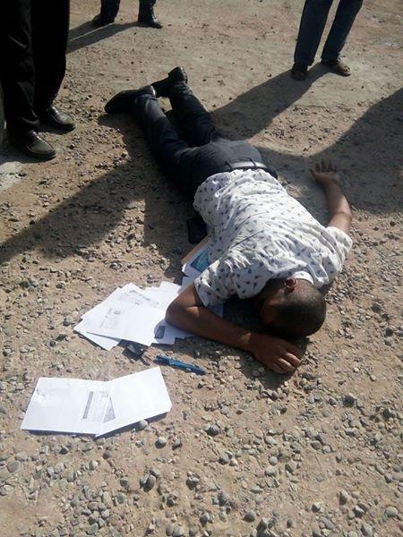 Photo of الاعتداء على مستشار جماعي بأحد احرارة يستدعي نقله إلى المستشفى في حالة حرجة
