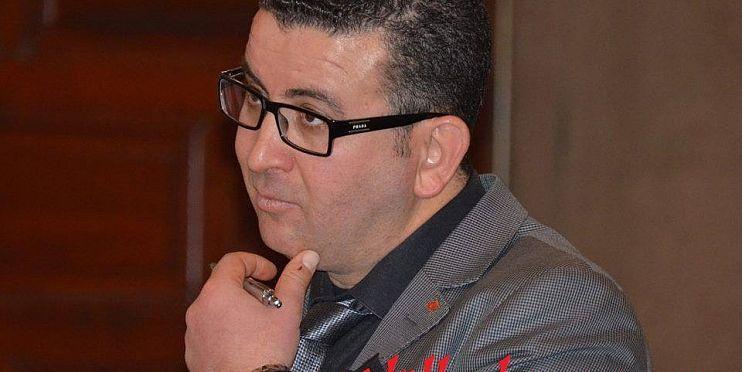 Photo of المكتب المديري لملتقى حوار في الرياضة يكرم الإعلامي سعيد معواج