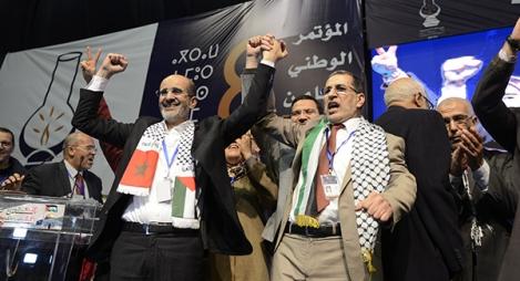 Photo of سعد الدين العثماني على رأس الأمانة العامة للعدالة والتنمية