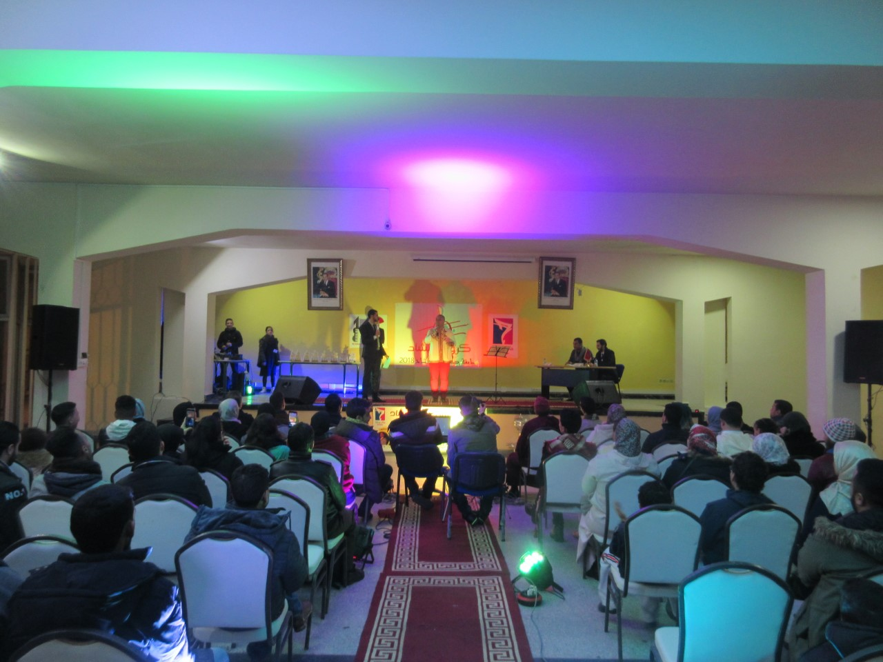 Photo of مهرجان كروان الإنشاد في دورته الأولى