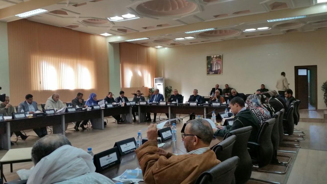 Photo of دورة فبراير للمجلس الجماعي بالسمارة