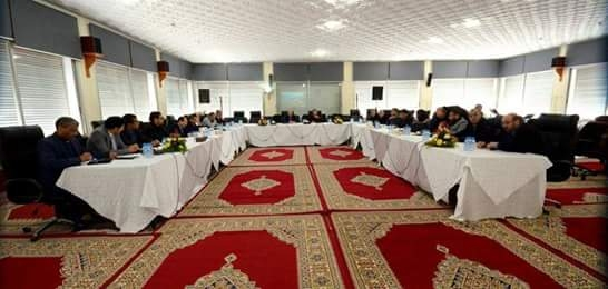Photo of المجمع الشريف للفوسفاط .. يعقد لقاء تواصليا مع برلمانيي إقليم أسفي