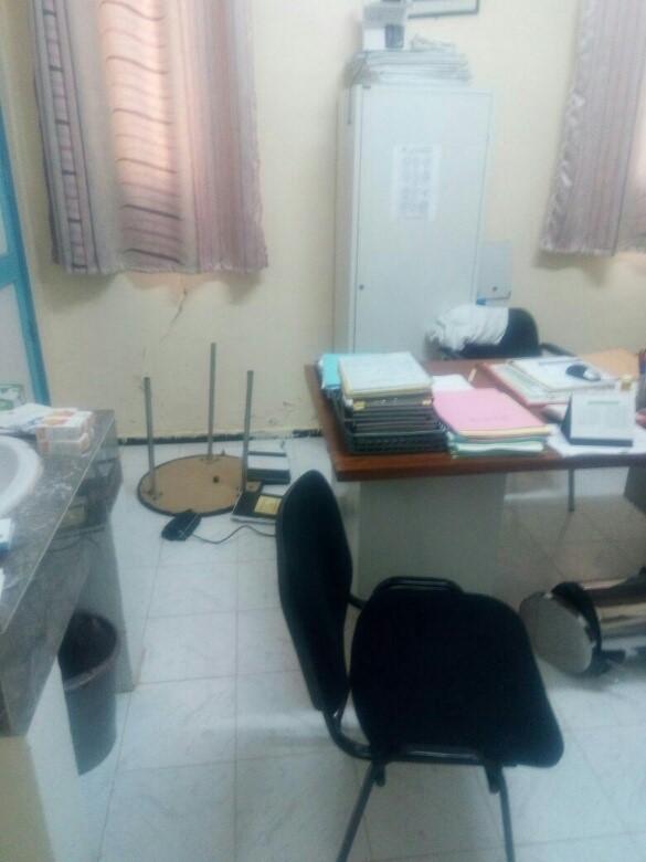 Photo of الممرضة الرئيسية بالمركز الصحي السمارة تتعرض للاعتداء