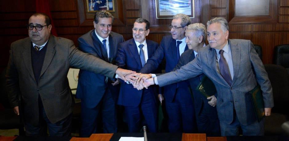 Photo of المغاربة لا ينتظرون التوافقات بين أطراف الأغلبية ولكن ينتظرون ترجمة المشاريع التنموية