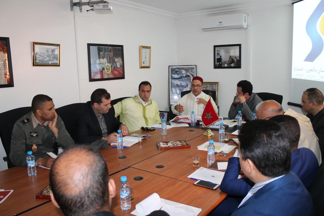 Photo of العيون / مائدة مستديرة حول الاعتقال الاحتياطي