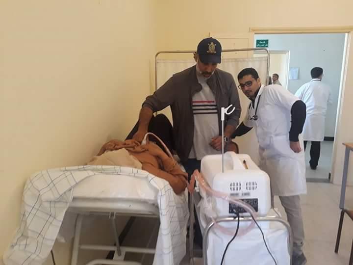 Photo of مجلس بلدية جمعة سحيم ينظم قافلة طبية متعددة التخصصات