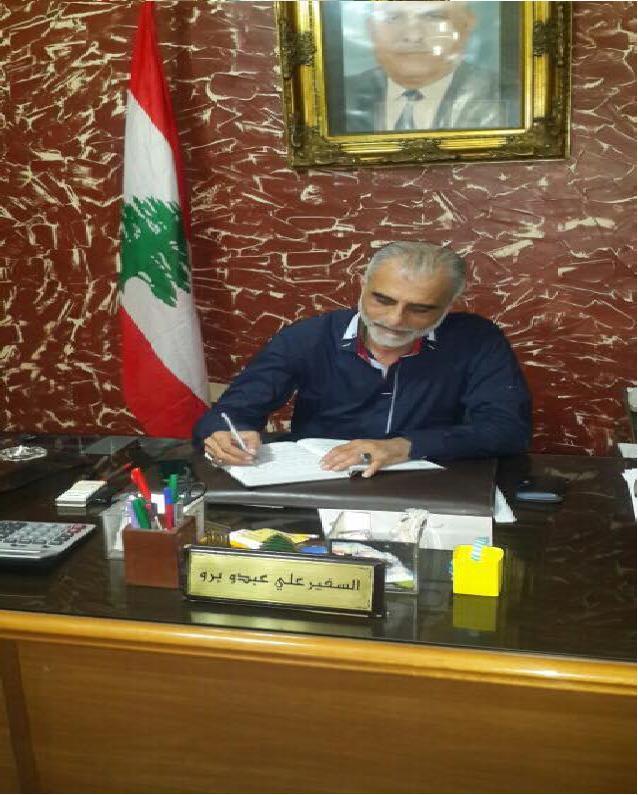 Photo of حوار مع الناشط في حقوق الإنسان السفير اللبناني  علي برو حول قضايا تعزيز السلام بالوطن العربي
