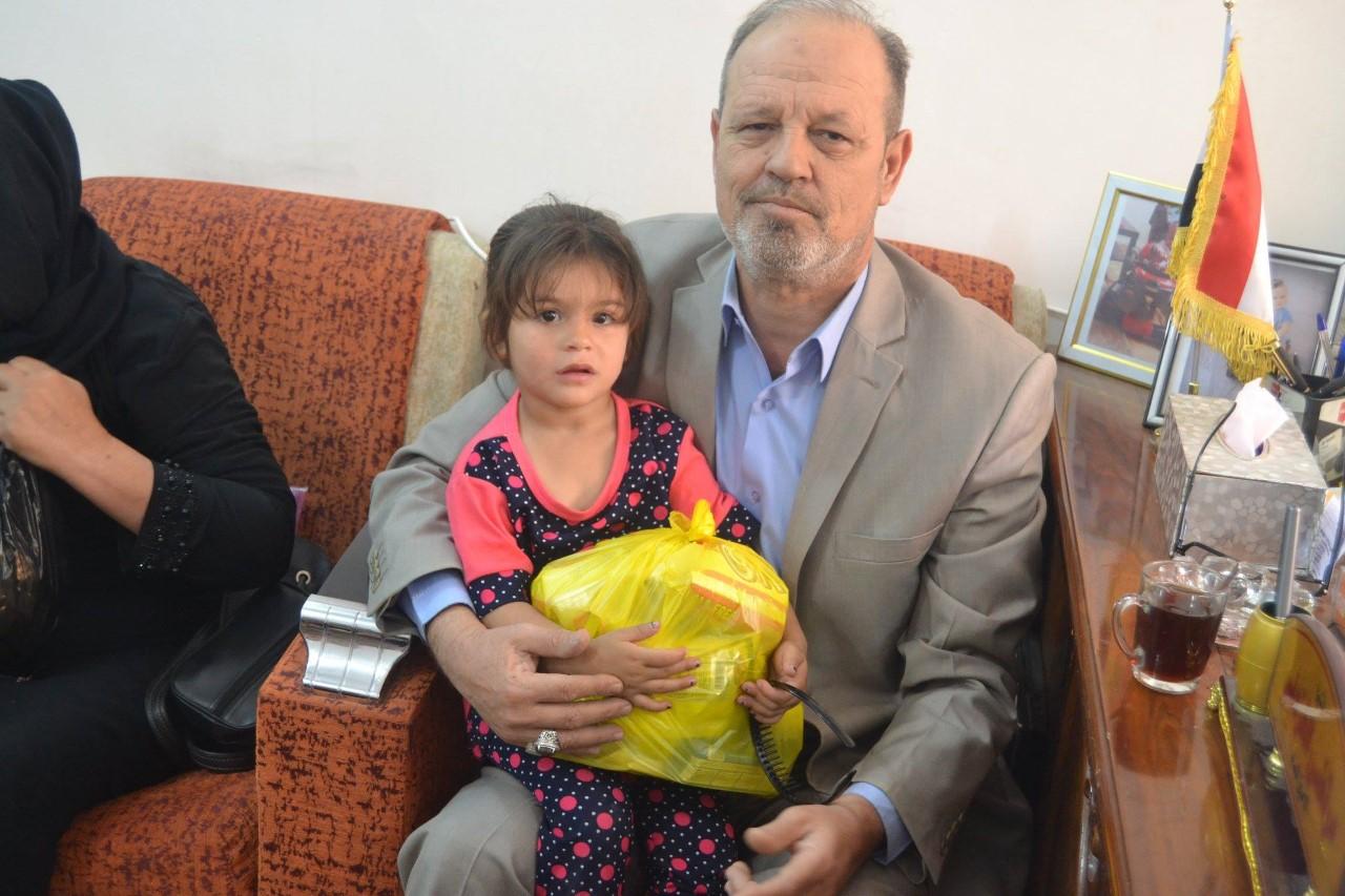 Photo of حوار مع الناشط في قضايا السلام ورئيس مؤسسة فرسان الخير السفير العراقي مرتضى الخزعلي