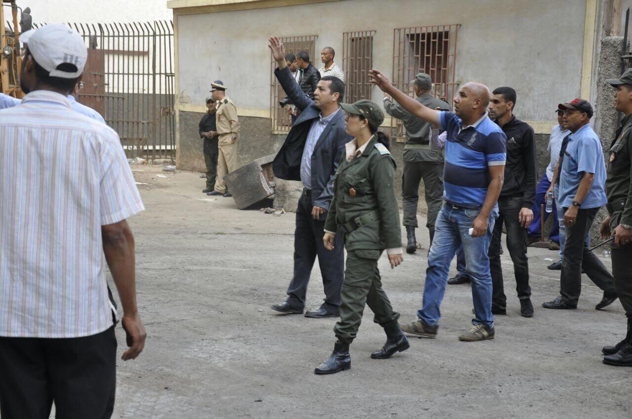 Photo of اليوسفية / مطالب بتنظيم قطاع الباعة الجائلين وليس محاربته بمنطق أمن